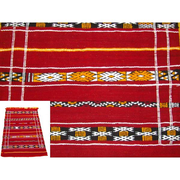 superbe tapis marocain enti rement fait main. Black Bedroom Furniture Sets. Home Design Ideas