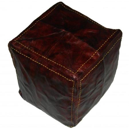 pouf cube design