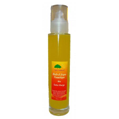 Huile d'argan cosmétique 200 ml